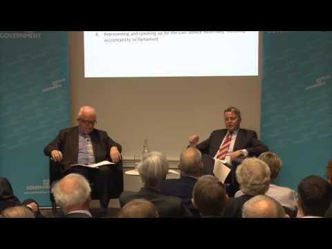 The role of the modern Cabinet Secretary: A conversation with Sir Jeremy Heywood