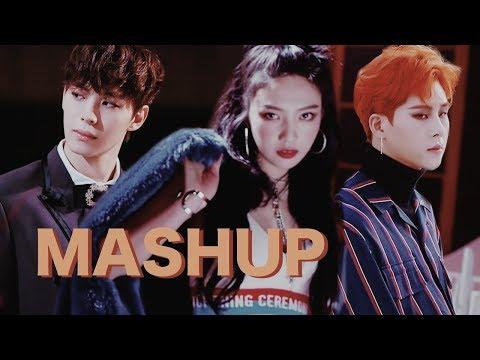 MONSTA X & RED VELVET & VIXX :: Mohae/Bad Boy/The Closer (MASHUP)