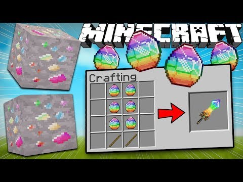 If A SUPER RARE ORE Was Added To Minecraft