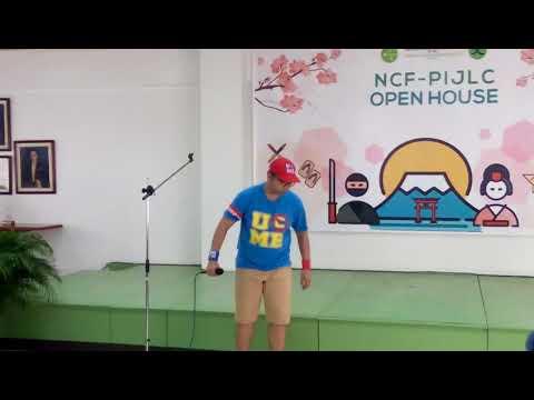 NCF PIJLC Open House Karaoke - Flying in the Sky