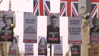 Launch of Oxford Street