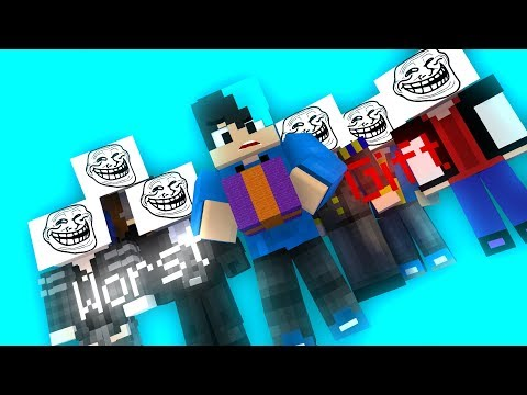 Worst Gift (A Minecraft Animation) [Ethan's Birthday] | Ft. (Skymint, ZNathanStudioZ, Etc.)