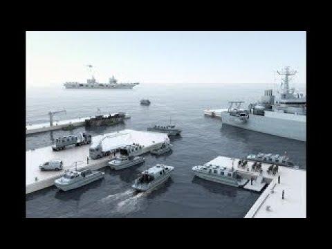 Atlas Elektronik to supply 38 workboats to support British Royal Navy vessels