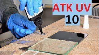 Video: Klej do pleksi UV gęsty ATK UV10