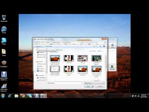 how to use prism video file converter.avi
