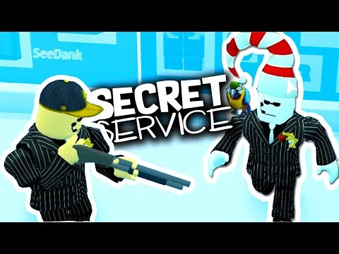 SECRET SERVICE MODE IN JAILBREAK *MOST WANTED ARREST*