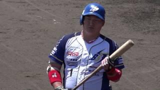 2017.5.5 田辺スポーツパーク。和歌山ファイティングバーズ×兵庫ブルー...