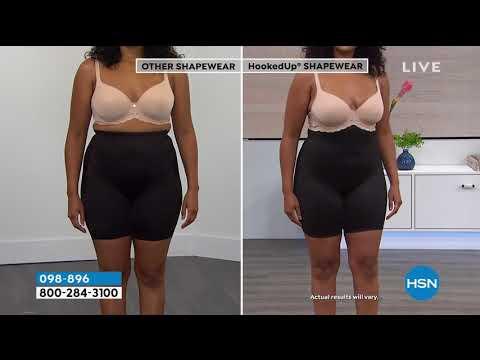HookedUp HighWaist Shaper Shorts. http://bit.ly/305t3FN