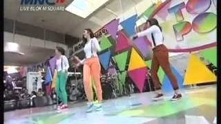 Blink  Love You Kamu  TopPopMNCTV140513 SD)