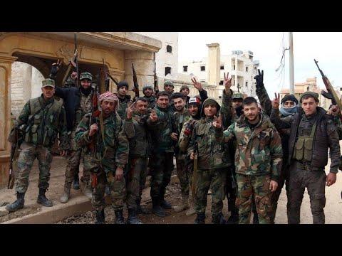 الجيش السوري يحكم السيطرة على حلب لضمان أمنه عبر التوسع في محيطها  - نشر قبل 1 ساعة
