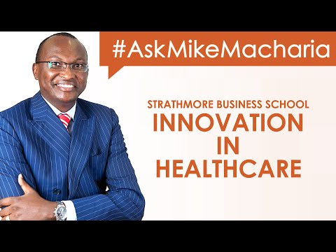 AskMikeMacharia - ICT Innovations in Healthcare