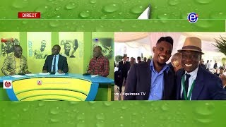100% FOOT (Clash J.A BELL VS EtO 'O , Election A la FECAFOOT ,Retrait CAN 2019,Lions Indomptables)