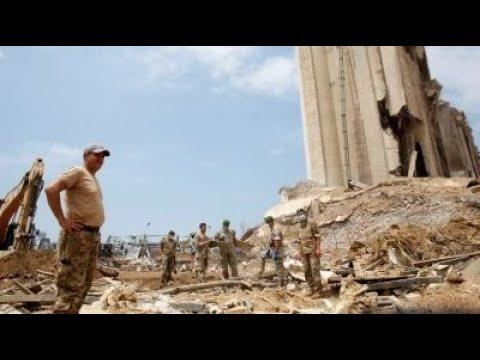 مقابلة مع الدكتور فريد بطيش الذي قال: -إن إنفجار بيروت أشبه بفيلم رعب-  - 19:59-2020 / 8 / 10