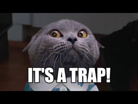 【WebM】 Smoking Memes (It's a Trap)