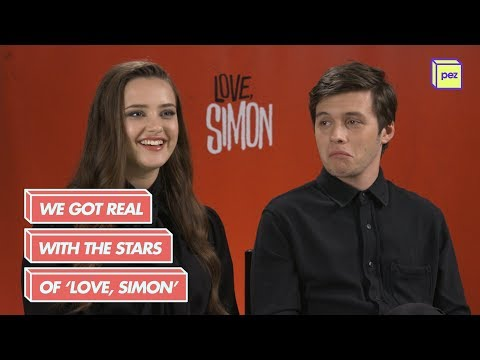 We Got Real With The Stars Of 'Love, Simon'