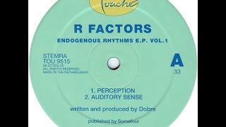R Factors - Perception