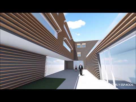 Nuevo Centro de Mayores de Arona