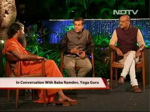 Off The Cuff With Yoga Guru Baba Ramdev