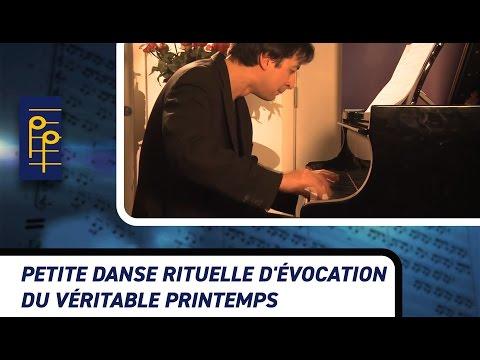 """""""Petite danse rituelle d'évocation du véritable printemps"""" by Ludger Vollmer - Petrushka Project"""