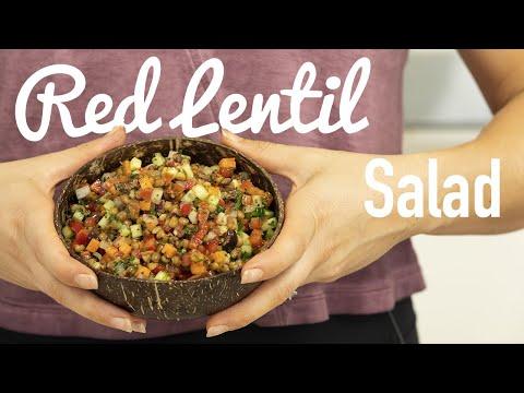 Red Lentil Tagine With Pistachios