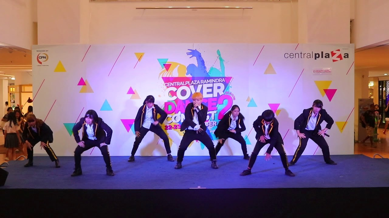 Download 22/09/61 Sven Ace cover BTS @Centralplaza Ramindra Cover Dance 2018 SS2