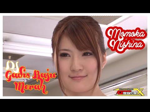 MOMOKA NISHINA CUCU SUGIONO DJ GADIS BAJU MERAH VERSI JAPANESE
