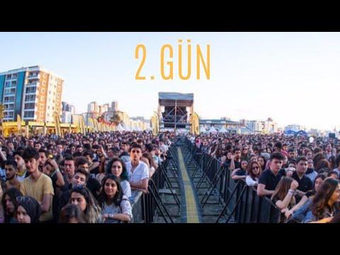 MİLYON FEST İZMİR-KARŞIYAKA / 2.GÜN #KARŞIYAKAFEST