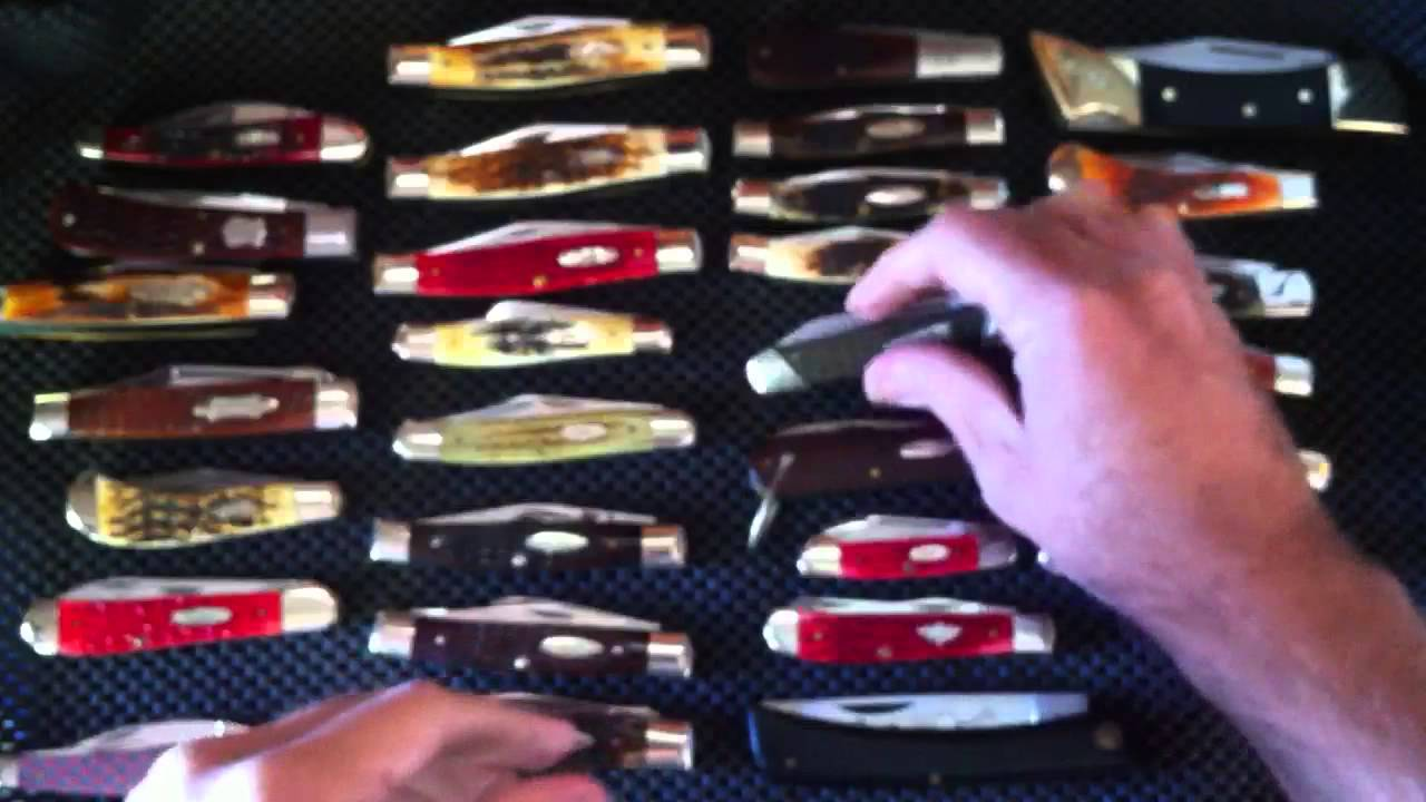 Case Xx Knife Collection Youtube