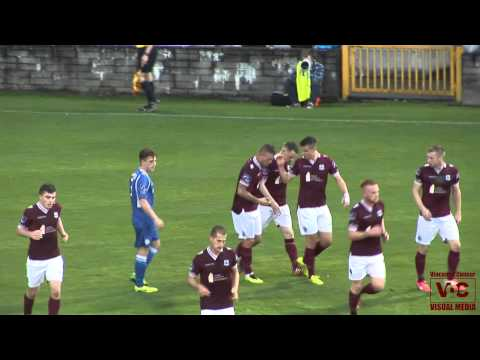 Galway FC 1-0 Waterford United
