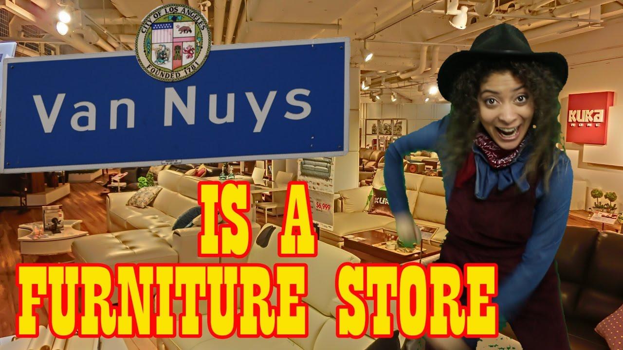 Furniture Stores In Van Nuys Ca #30: Van Nuys Is A Furniture Store
