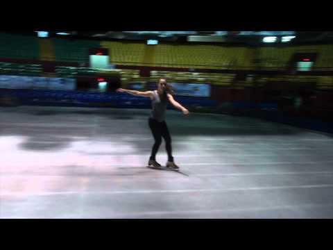 Melissa Hunter & Dylan DeWitt Singles Audition 2014