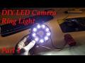 DIY LED Camera Ring Light