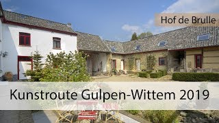 Sfeerimpressie Kunstroute Gulpen-Wittem 2019