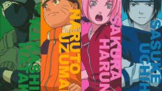 Naruto Ending Theme 1- Wind