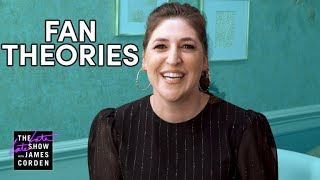 Mayim Bialik Reacts to Fan Theories About The Big Bang Theory