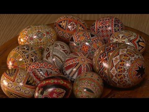 Creating Pysanky: The Unbelievable Art Behind Ukrainian Easter Eggs