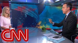 Tapper to Conway  d like Trump to stop lying