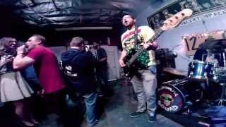 Horror Squad - Frantic Romantic (the scientist)  @VLHS  (4.5.14)