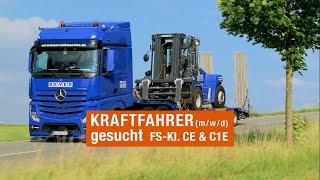 LKW-Fahrer bei BEYER-Mietservice werden
