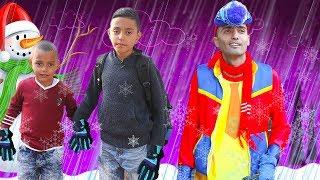 عمو صابر وملابس الشتاء - Amo Saber Winter Clothing