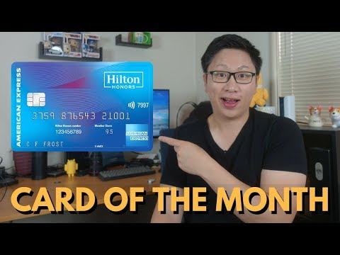 Card of the Month: Hilton Ascend (100k + Weekend Night)