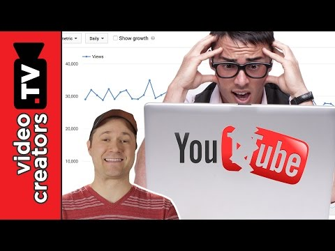 Why your YouTube Channel may be Growing SLOWLY