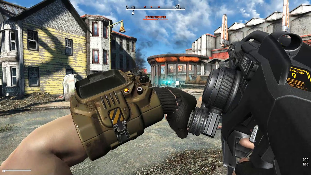 Fallout 4 Mods PC - Element Manipulator Cannon