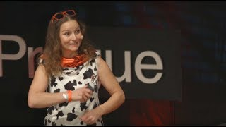 Má smysl chtít zachraňovat svět?   Kateřina Nováková   TEDxPrague