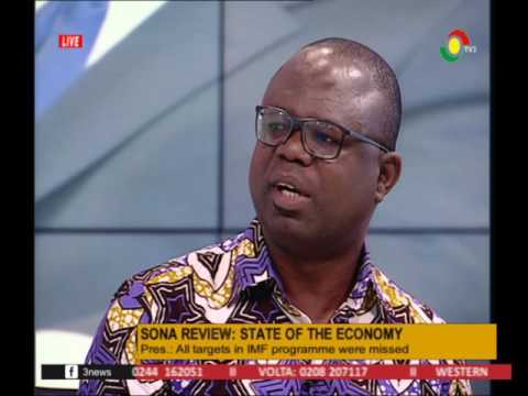 Discussing Prez Akufo-Addo's State of Nation Address - NewDay - 25/2/2017