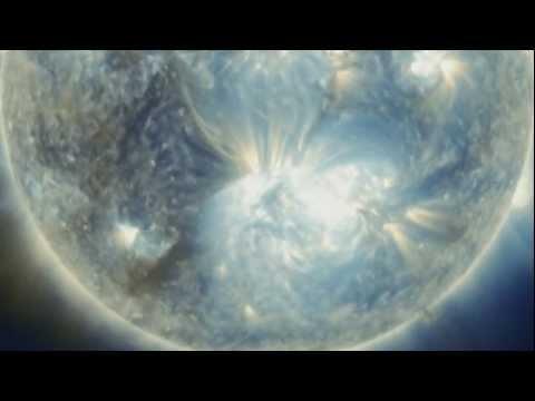 Solar Flare - Sonneneruption