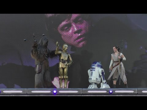 Season of the Force 2018