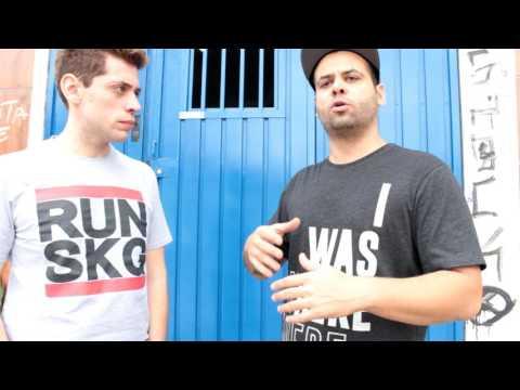 "Cobertura PowerLounge Cup #01 - Entrevista Andre ""bob"" Cardoso"