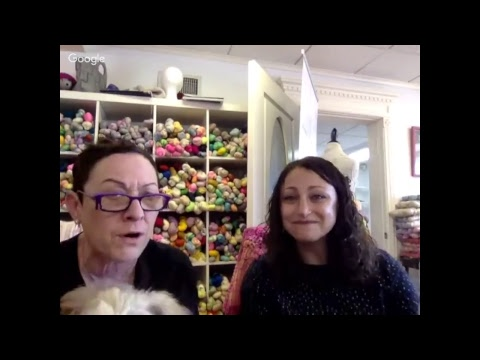 Do Ewe Knit Live Video 1