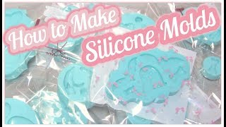 💎 How to Make a Silicone Mold 💎